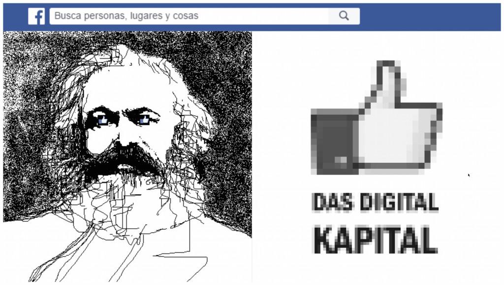 CARTEL - Das digital kapital y Marx web