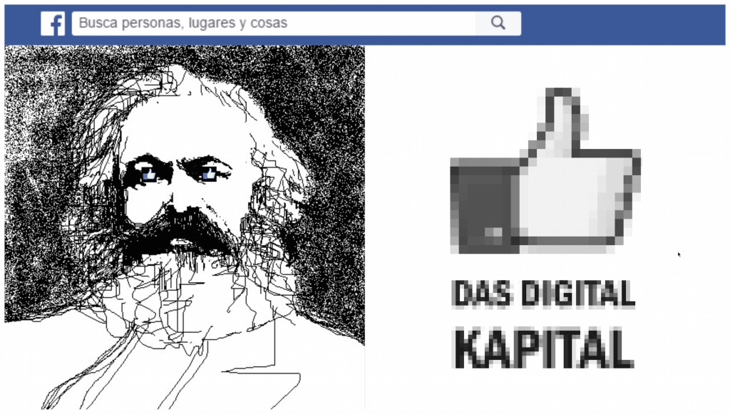 CARTEL - Das digital kapital y Marx web